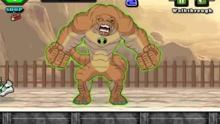Ben10 Street Fight (Бен 10: уличная драка) - прохождение игры(Прохождение игры (walkthrough game). Игра