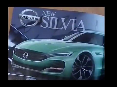 NEW NISSAN SILVIA S16??? - YouTube