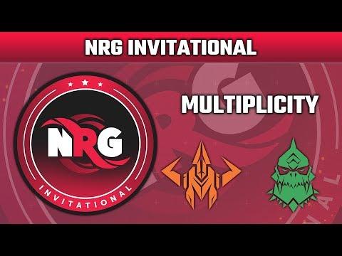 SMITE NRG Invitational: Multiplicity (Titans vs. Juggernauts)