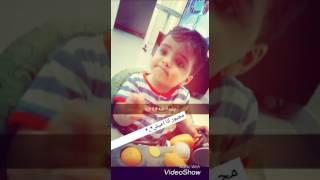 آسر مشالله اجمل طفل سعودي