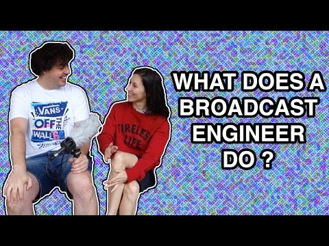 What Does A Broadcast Engineer Do?