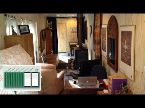 Shipping Container house -- Two years living in shipping containers (review)