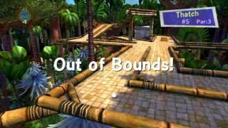Madagascar: Escape 2 Africa (2008) (PC Game) - Mini-Golf
