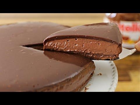 no-bake-nutella-cheesecake-recipe