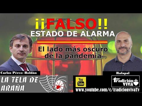 Falso #EstadodeAlarma y la lucha por la libertad con Rafapal