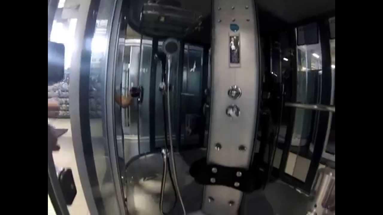 Инструкция по сборке душевой кабины adl 8306