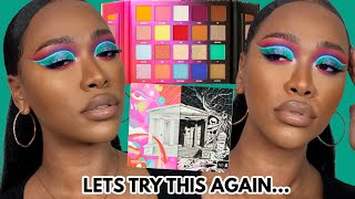 NIKKIE TUTORIALS X BEAUTY BAY...LETS PLAY WITH THIS AGAIN...