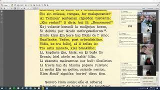 25 | Sinjoro Tadeo 3: 654-775 | Pan Tadeusz – 에스페란토 판 타데우시 3권 공부 (zoom)