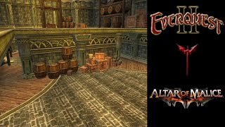 EverQuest II - F.S. Distillery: Stowaways [Advanced Solo] - EQ2 Altar of Malice Rum Cellar