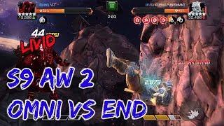 ØMNÎ vs MMXIV! Insane Defense! Havok/Thing/NickFury Season 9