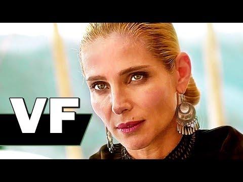 Vidéo TERRE DE MARÉES Saison 1 Bande Annonce VF # 2 (2018) Elsa Pataky, Fantastique, Série Netflix