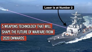 THESE WEAPONS TECHNOLOGY WILL RULE THE BATTLEFIELD IN FUTURE ! DEFENSE UPDATES