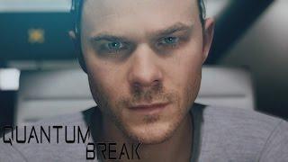 Quantum Break All Cutscenes Movie (Game Movie) FULL STORY