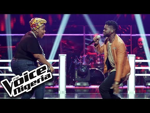 Gee6ixx vs Jahtell -'The woman I love' / The Battles / The Voice Nigeria Season2