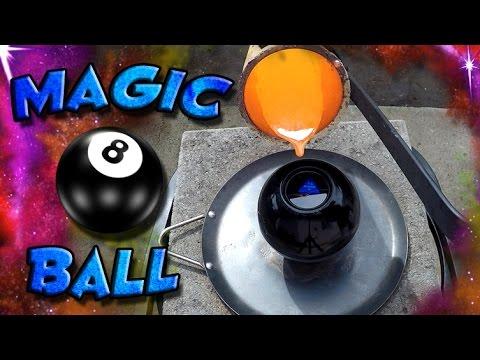 Molten Copper vs Magic 8 Ball
