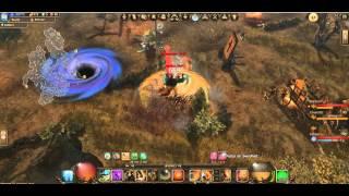 Drakensang online - New Vs Old PVP! Warriors