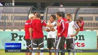 Egypt draw 1-1 with Kuwait in a friendly match