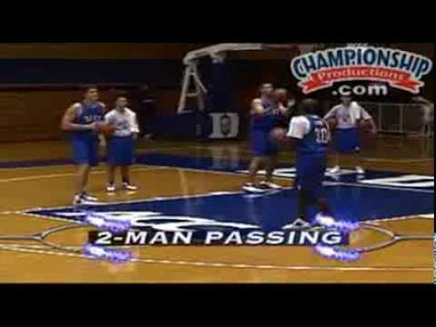 Mike Krzyzewski: Duke Basketball - Developmental Drills for Post Players