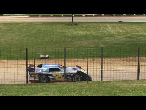 Driving a Late Model at Paragon Speedway