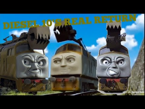 Diesel 10's REAL Return!