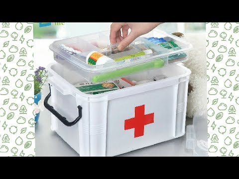 how to make a medical box