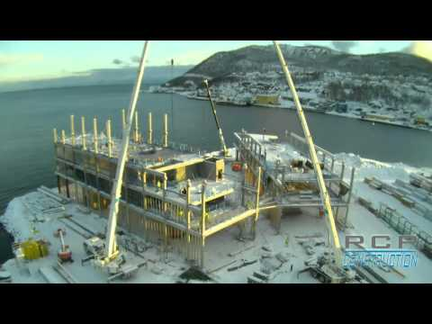 Statoil office in Norway Full Construction 2015-11-20 : 2016-05-01