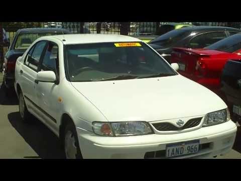 Nissan Pulsar Perth