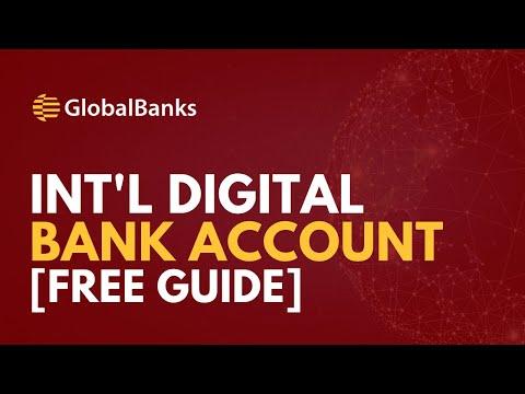 International Digital Bank Account [Free Guide]