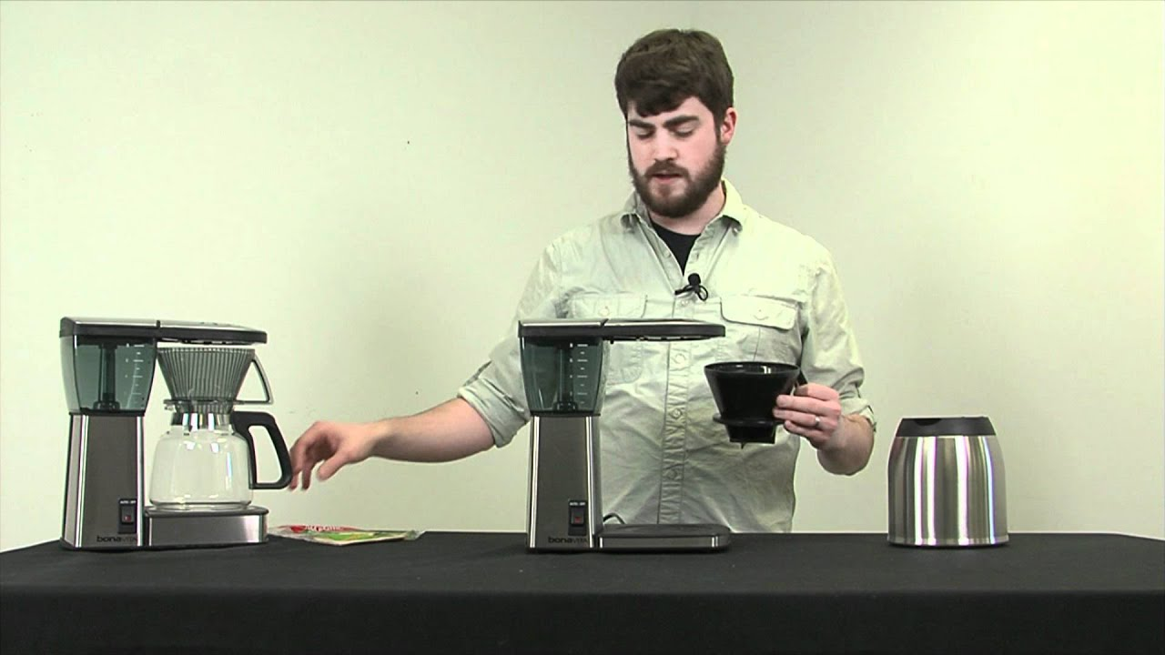 Bonavita Coffee Maker Stopped Working : Introducing the Bonavita Coffee Maker - YouTube