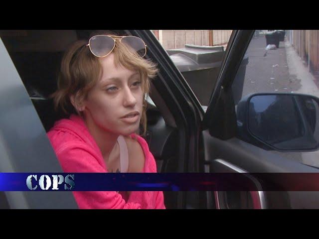 Better Choices, Web Exclusive, COPS TV SHOW