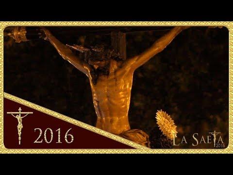 Cristo de las Aguas por la Magdalena - Hdad. de las Aguas (Semana Santa Sevilla 2016)