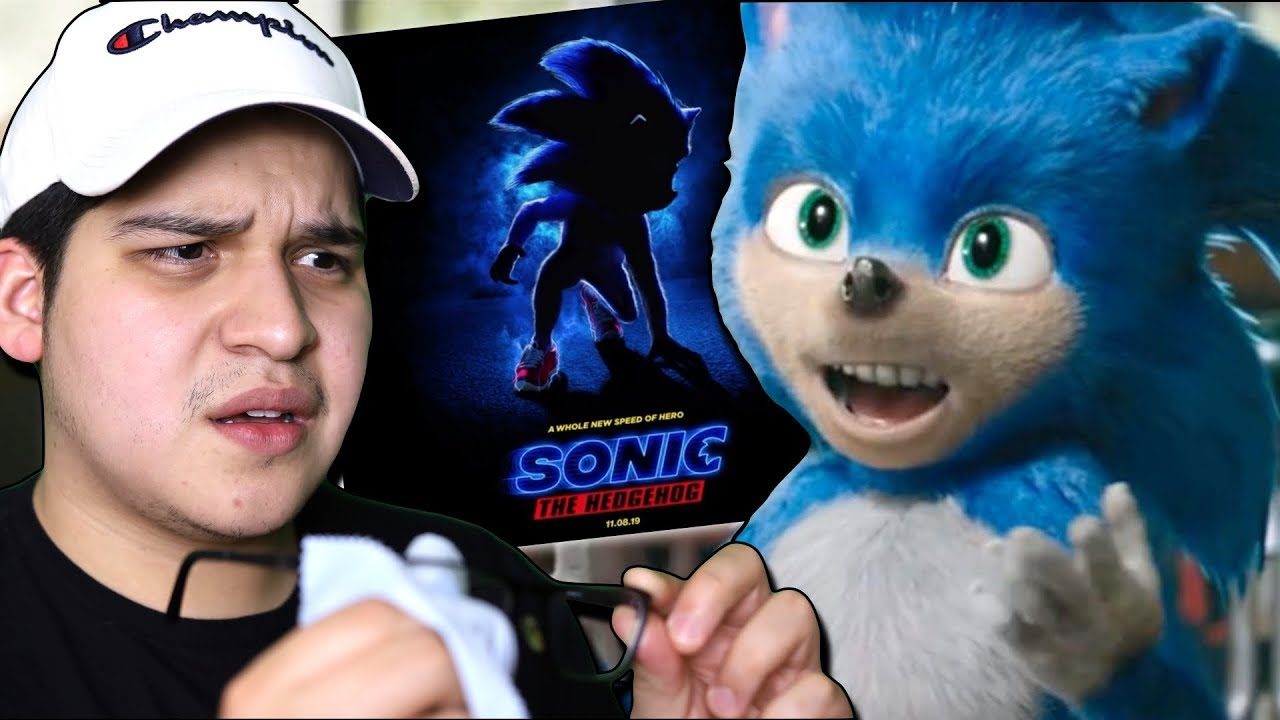 Ugly Sonic The Hedgehog Almost Broke The Internet, But He's Fixed ...