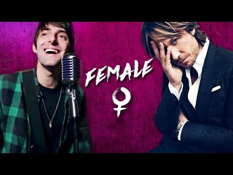 "Keith Urban ""Female"" (Dave Days Rock Cover)"
