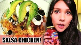 """my Salsa"" Chicken! - #tastytuesday"