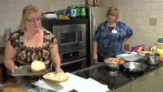 Recipe Pepper Lovers Italian Bread Pizza