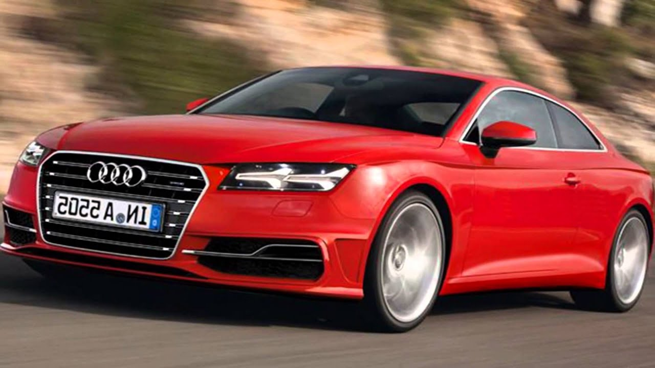 2016 Audi A5 coupe Car Specs Performance Show  YouTube