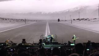 "U2 performs ""Where The Streets Have No Name"" live in Vancouver on o..."