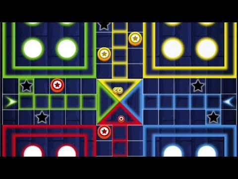 How To Play Glow Ludo - Dice Game Me Vs Computer In Android Mobile