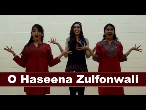 O Haseena Zulfonwali   Teesri Manzil   Afsana Dance Group