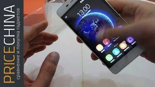oukitel K4000 PRO обзор телефона на русском. Пузатая симпотяга