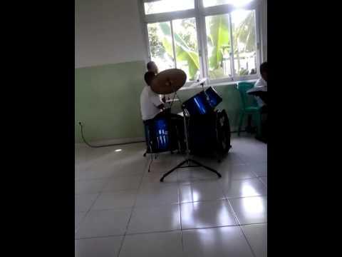 cover drum lagu ayah