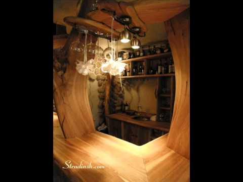 Solid oak furniture by Stradins workshop