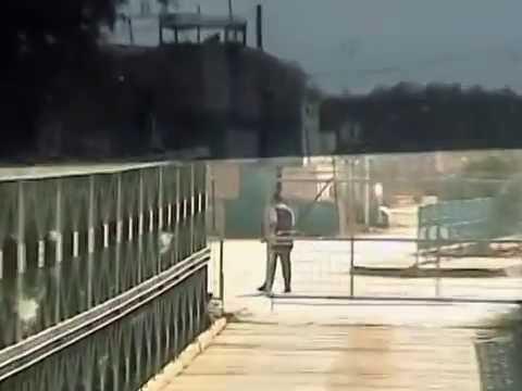 King Hussein Bridge (Israel-Jordan border) 1997