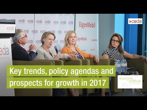 2017 Economic and Political Overview launch - Panel discussion