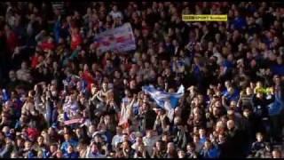 Walter Pigeon Rangers Vs St Mirren cis cup final.flv
