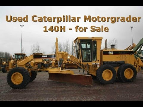 Cat 140h For Sale Caterpillar 140h Motorgraders For