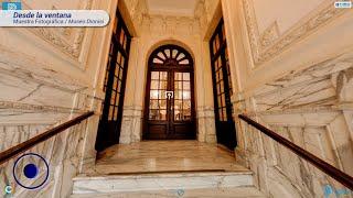 """""""Desde la ventana"""" en el Museo Dionisi"""