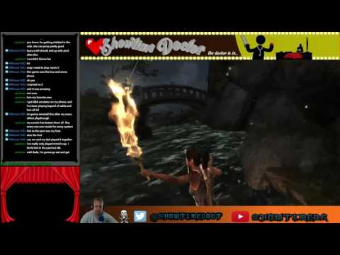 Showtimedr plays Tomb Raider GOTY edition (Part 7) |