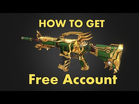 How To Get Free ECoin And Free Crossfire Account TUTORIAL