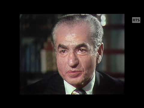 Le Shah d'Iran - L'héritier de Cyrus (1978)
